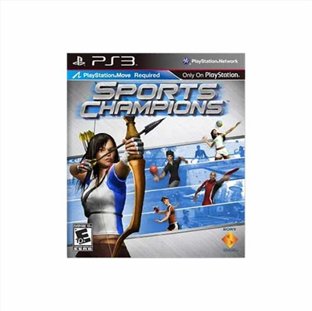 Picture of Sony 21070109 Ps3 Oyun Sports Champions (Tek)