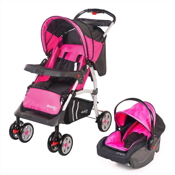 Picture of JOHNSON PEMBE BABYLISS SPORT TRAVEL PUSET