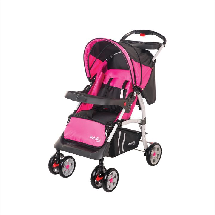 Picture of JOHNSON BABYLISS SPORT PEMBE PUSET