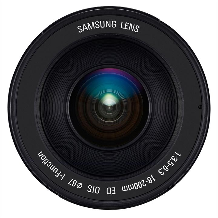 Picture of SAMSUNG EX-L18200MB 18-200 mm F3.5-6.3 EDOIS LENS (Teşhir)