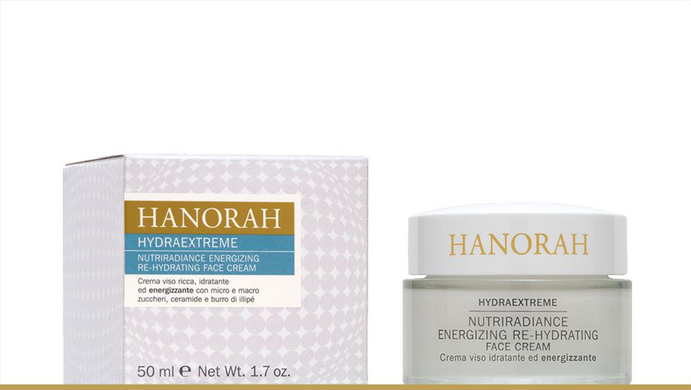 Picture of Hanorah Nutriradiance Energizing Re-Hydrating Face Cream-50Ml