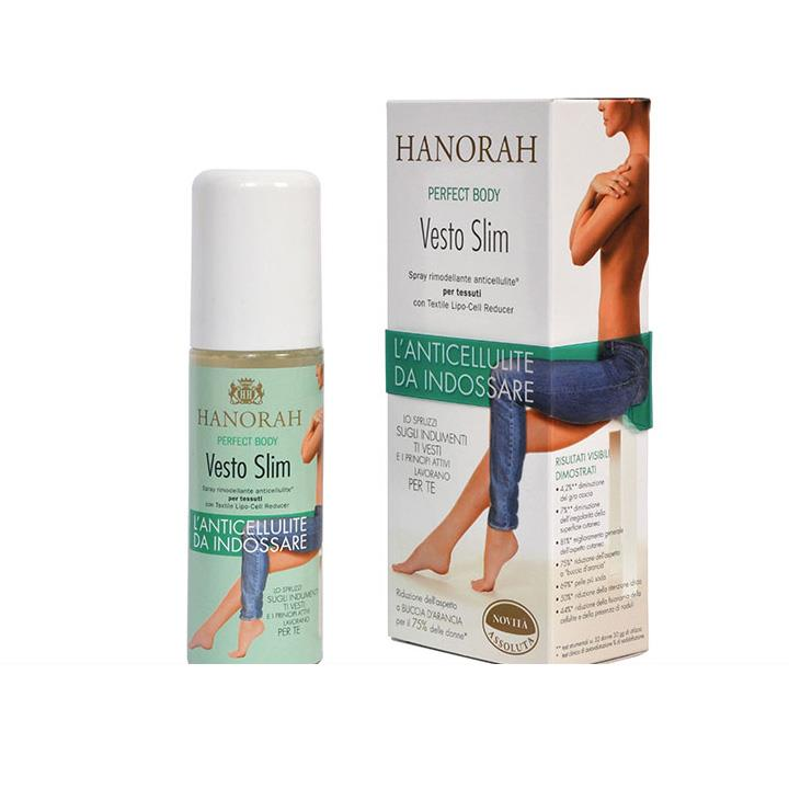 Picture of Hanorah Vesto Slim-Remodelling Antı-Cellulite For Fabrıcs Spray 100Ml - Anti Selülit Spreyi