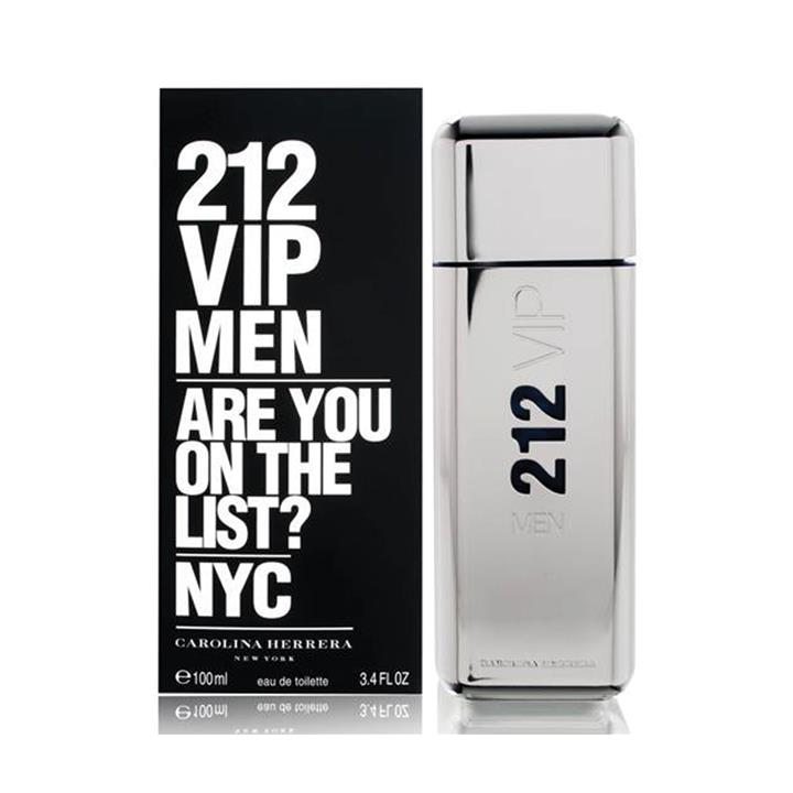 Picture of CAROLINA HERRERA 212 VIP NS 100ML EDT ERKEK PARFÜMÜ