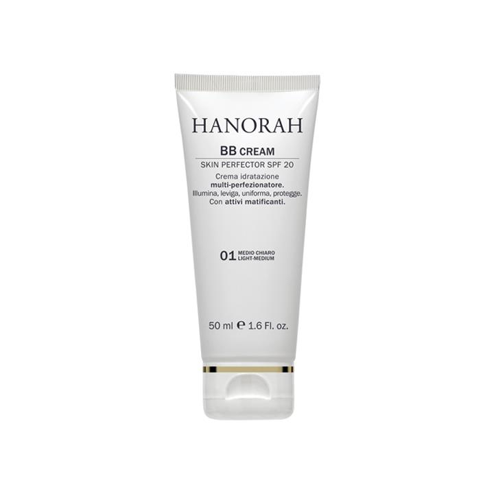 Picture of Hanorah Bb Cream 01 - Medium Light 50Ml - Bb Krem