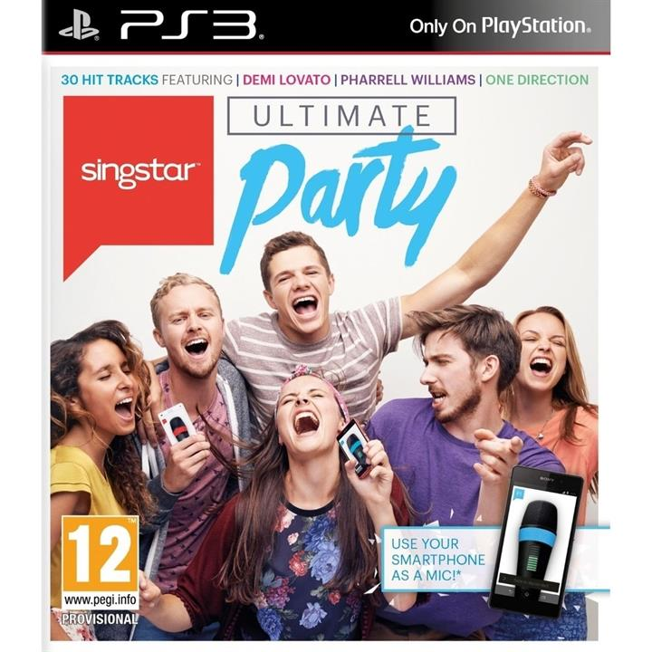 Picture of SONY PS3 OYUN SINGSTAR ULTIMATE PARTY (Teşhir)