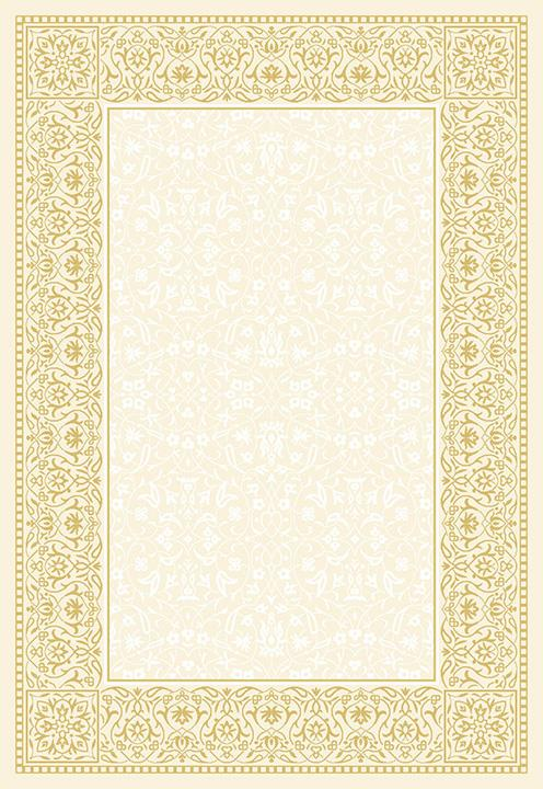 Picture of Angora 2.40 M2 Seda Sultan Halı 240-604H Cream-Yellow