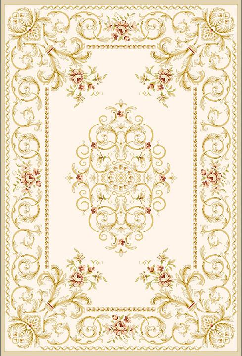 Picture of Angora 240-603h Cream-beige 2.40 M2 Seda Sultan Halı