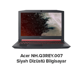Acer NH.Q3REY.007 AMD Ryzen 5-2500U Laptop