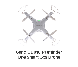 Gang GD010 Pathfinder One Smart Gps Drone
