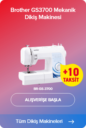 Brother GS3700 Mekanik Dikiş Makinesi BR-GS-370