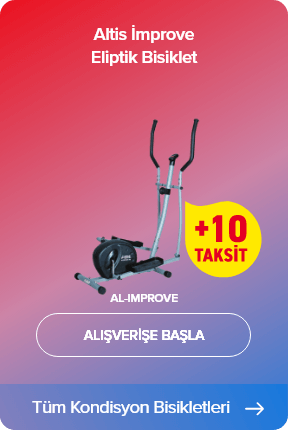Altis İmprove Eliptik Bisiklet AL-IMPROVE