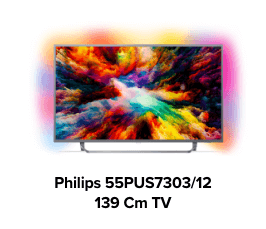 Philips 55PUS7303 LED TV