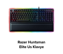 Razer Huntsman Elite Us Klavye