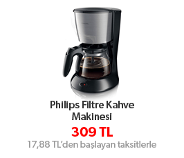 Philips HD7462/20 Filtre Kahve Makinesi