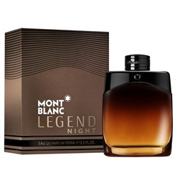 Mont Blanc Legend Night Erkek Edp100Ml