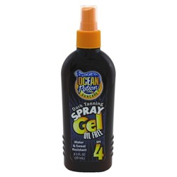 Ocean Potion Yağsiz Spray Gel Spf4 251Ml