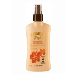 Hawaiian Tropic Lotion Spray Spf8 200Ml