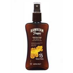 Hawaiian Tropic Yağ Spray Spf15 200Ml