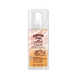 Hawaiian Tropic Lotion Silk Hyd.Face Spf30 50Ml